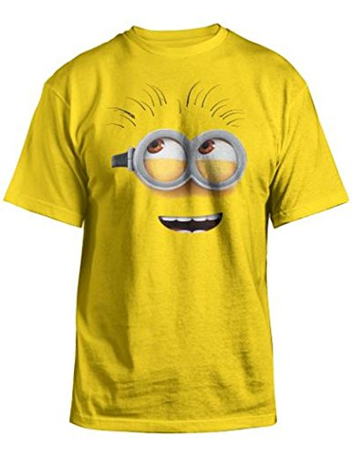 Despicable Me Minions Phil Big Face T-shirt
