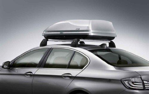 BMW Dachbox 350 Silber/Schwarz