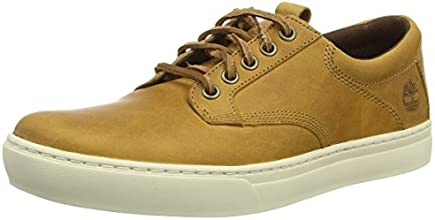 Timberland  Adventure 2.0 Cupsole FTM_Adventure 2.0 Cupsole Leather Oxford, Sneakers basses hommes - Marron - Braun (Wheat), 44 EU