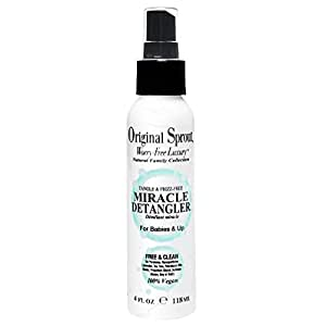 Miracle detangler original sprout