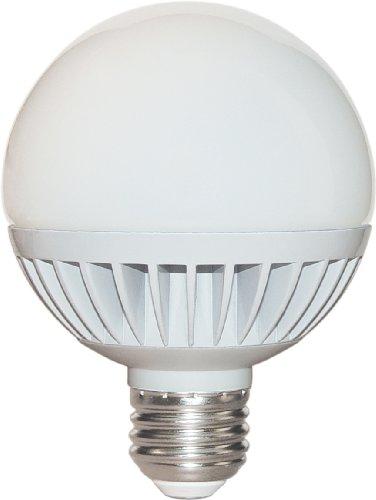 Satco S9069 8 Watt (40 Watt) 460 Lumens G25 Led Daylight White 5000K Light Bulb, Dimmable