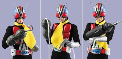 RAH リアルアクションヒーローズ No.462 DX ライダーマン(リニューアル版)