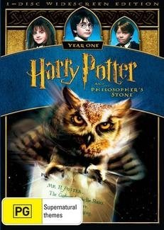 Harry Potter and the Philosopher's Stone Widescreen Edition