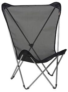 Lafuma maxi pop up fauteuil pliant black sports et loisirs - Fauteuil lafuma pop up ...