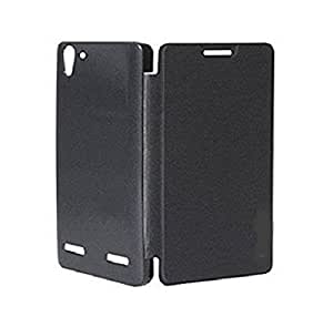 ZYNK CASE FLIP COVER FOR LENOVO VIBE K5-BLACK