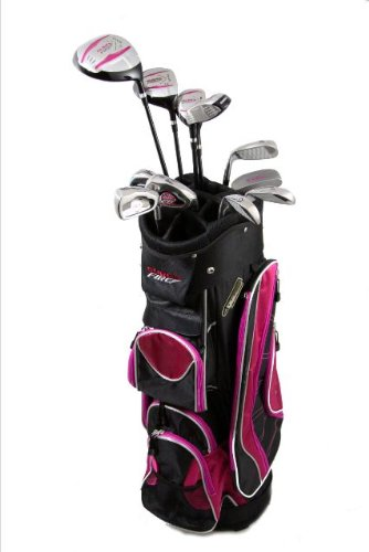 Surefire Plus Lady Full Golf Club Set  &  Bag