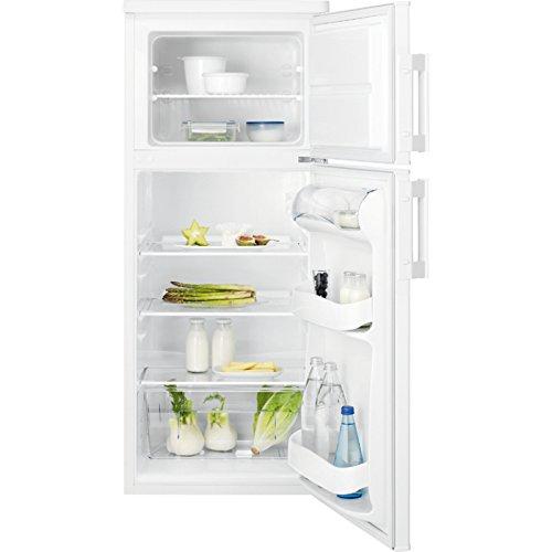 Electrolux EJ1800AOW Autonome Blanc 132L 41L A+ - réfrigérateurs-congélateurs (Autonome, Placé en haut, A+, Blanc, SN, ST, Non, 4*)