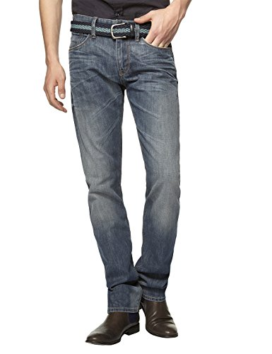 Celio - Jeans, Uomo, grigio (Gris (Dirty)), 52 IT (38W/32L)