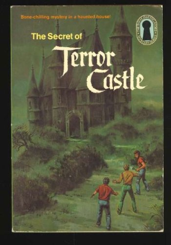 Alfred Hitchcock and the Three Investigators in The Secret of Terror Castle, Robert Arthur