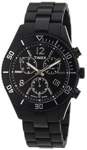 Timex Damen-Armbanduhr Originals Sport Chronograph Aluminium T2N865