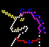 Lite Brite Refill: Little Miss (SQUARE)