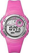 Timex Womens T5K595 1440 Sports Digital Mid-Size Bright