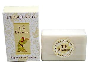 Te Bianco (White Tea) Soapless Bar by L'Erbolario Lodi