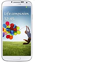 Samsung Galaxy S4 White i9500 16GB Factory Unlocked International Version- WHITE