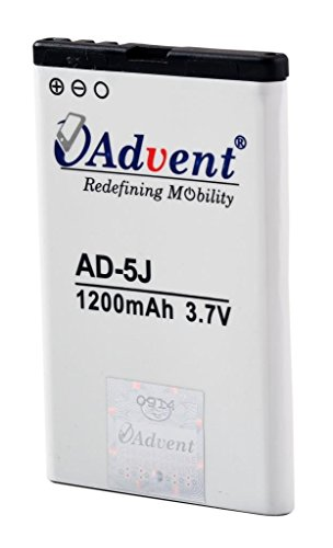 Advent AD-5J 1200mAh Battery