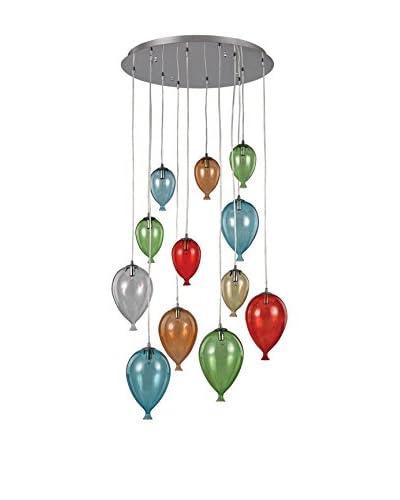 Evergreen Lights hanglamp veelkleurige