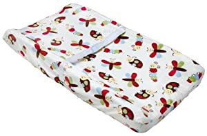 Critter Babies Changing Table Cover