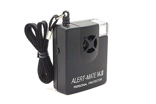 護身用 大音量防犯ブザー ALS-130
