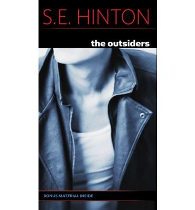 [ [ [ Outsiders[ OUTSIDERS ] By Hinton, S. E. ( Author )Nov-01-1997 Hardcover
