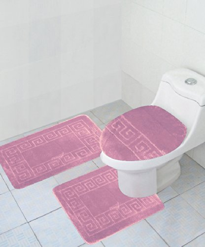 pink bathroom accessories fun fashionable home accessories and decor. Black Bedroom Furniture Sets. Home Design Ideas
