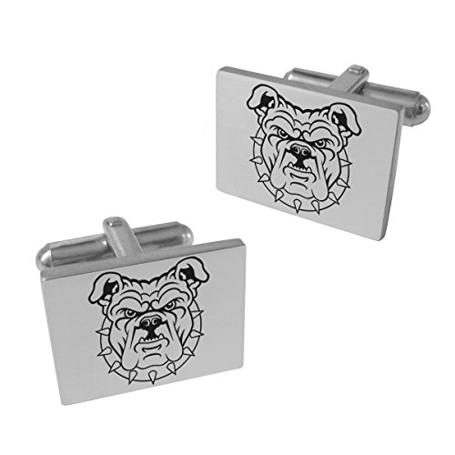North Carolina A&T Aggies Stainless Steel Cufflinks