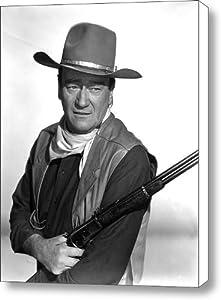 El Dorado, John Wayne, 1966 Canvas Print / Canvas Art - Artist Everett