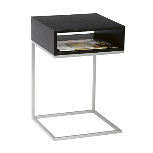 preisvergleich dina beistelltisch gestell edelstahl. Black Bedroom Furniture Sets. Home Design Ideas