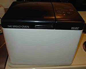 "Welbilt ""The Bread Oven"" Breadmaker Machine Model#: ABM600-1S"
