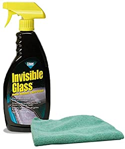 Stoner Invisible Glass Cleaner Spray (22 oz.) & Microfiber Cloth Kit by Stoner