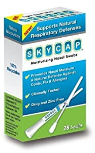 Skycap: Nasal Dryness and Allergy Relief Moisturizer