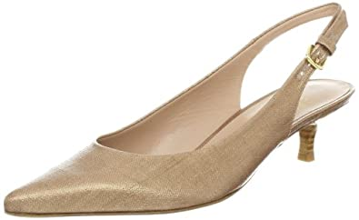 Stuart Weitzman Women's Pocosling Pump,Copper,7 M US