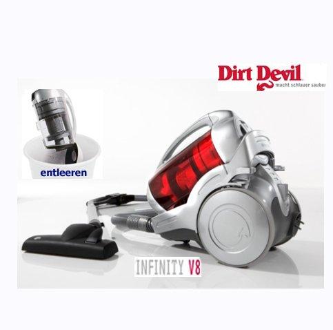 Dirt Devil 7050022 Fello & Friend M7050 Accessoires Kit de 5 Sacs + 1 Filtre pour Aspirateur Sac