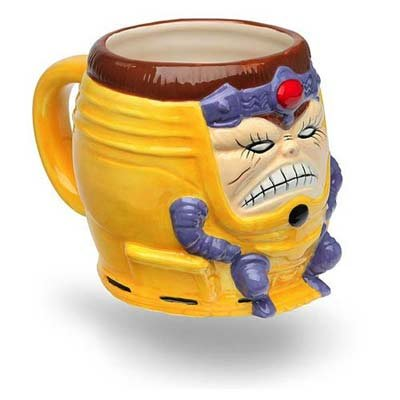 Marvel comic Modokku mug / Marvel Comics MODOK 20oz. Mug [ parallel import ]