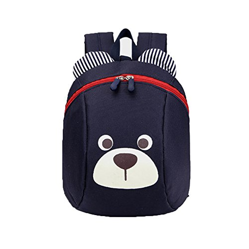 comfysail-kids-backpack-cute-bear-toddler-backpack-best-gift-for-1-3-years-old-boys-and-girls-navy