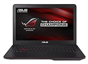 ASUS ROG GL551JM-EH71 15.6-Inch Gaming Laptop w/ Nvidia GTX 860M Graphics, 256GB SSD from Asus