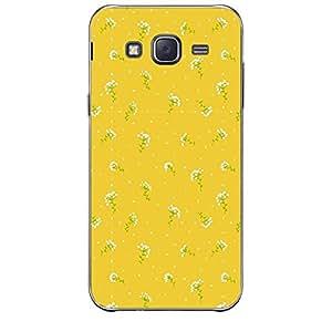 Skin4gadgets FLORAL Pattern 40 Phone Skin for SAMSUNG GALAXY J7