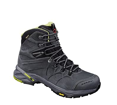 Mercury Advanced GTX Boots - Men's Graphite/Aloe 7.5 by Mammut