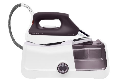 Rowenta DG8430 Pro Precision Steam Station with 400 hole Stainless Steel soleplate 1800 Watt, Purple Discount