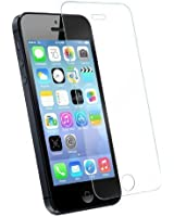 Gadgetshut™ - Premium Quality Tempered-Glass Screen Protector for iPhone 5 / 5S / 5C Ultra Thin Rounded Edge 9H Hardness (0.33mm)