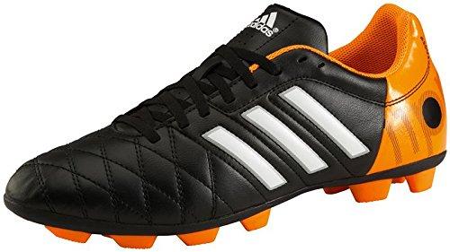Adidas 11Questra HG hartplatz scarpe a camme BLACK1/runwh, 0, 39