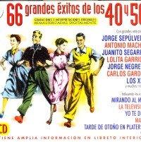 66 Grandes Exitos De Los 40 Y 50