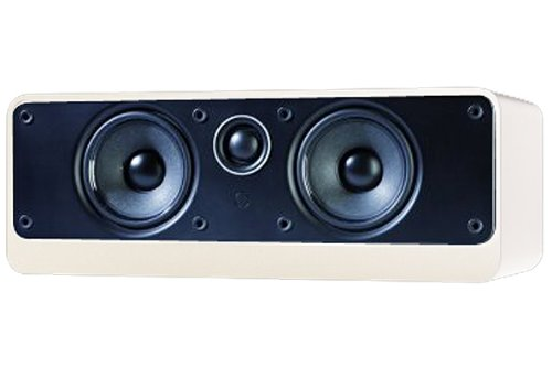 Q ACOUSTICS 2000C CENTRE SPEAKER (GLOSS WHITE)