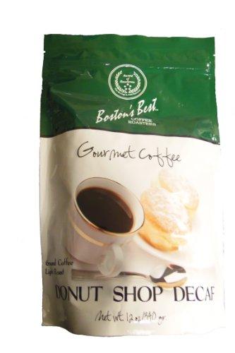 Boston'S Best Gourmet Ground Coffee - Donut Shop Decaf - 12 Oz. Bag