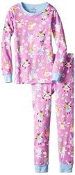 Hatley Big Girls'  Fairy Cats Pajama Set