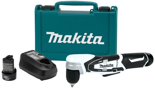 "Best Prices! Makita AD02W 12V max Lithium-Ion Cordless 3/8"" Right Angle Drill Kit"