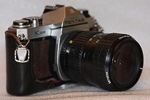 Pentax Asahi K1000 SLR 35mm Film Camera with Lens Combo
