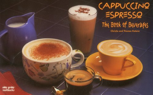 Cappuccino/Espresso, Book of Beverages