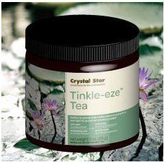 Tinkle-Eze Tea Crystal Star 3 Oz Bulk