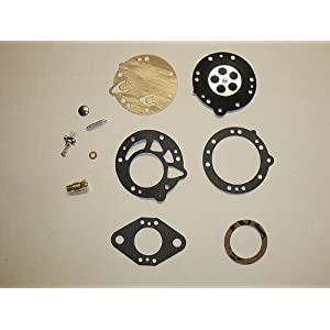 CARBURETOR REPAIR KITS - THE CARBURETOR SHOP