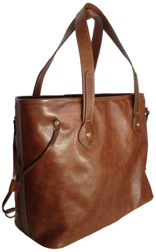 Mia Bossi Emma Diaper Bag, Toffee